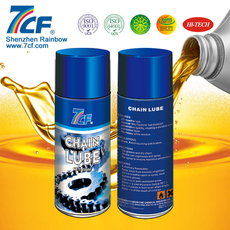 agricultural appplication chain lubricant