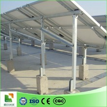 high efficiency easy install solar kit Solar Power System Panel Bracket solar pole mountsolar energy products