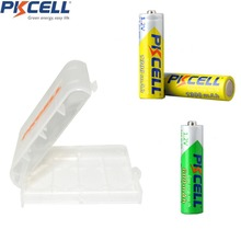 Very Beatiful Hot Sale nimh rechargeable battery 1.2v aa aaa battery box