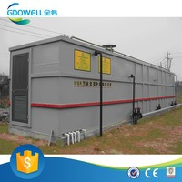 Energy-saving Bottling Water Treatment Plant for Highly Poisonous, Organics and Dye Wastewater