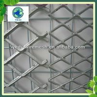 Expanded Plate Mesh Series(PVC coated)