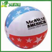 cheap pvc giant cute inflatable beach ball