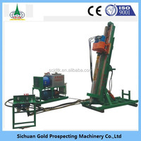 YG-80 used portable water well drilling rigsfor sale/ rock drilling machine with video