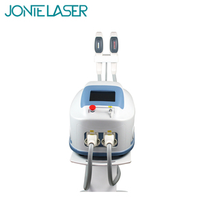IPL/ SHR/ E-light Integrate in one machine for hair removal device