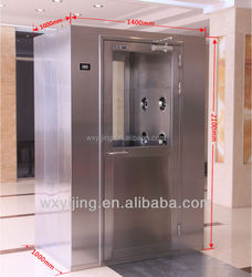 YJ-S-1 Stainless Steel Air Shower