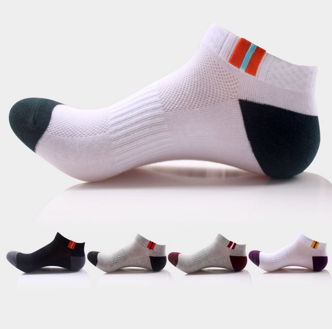Wholesale Summer Autumn Men Sports Socks
