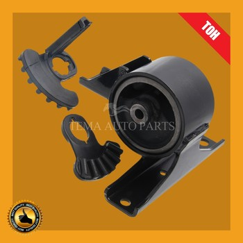 Car Rubber Engine Mounting For 11610-79J00