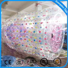 Guangqian Hot Selling Kids Inflatable Water Body Roller Ball Toys