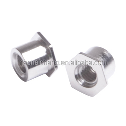 OEM high quality decorative chrome rivets for leather