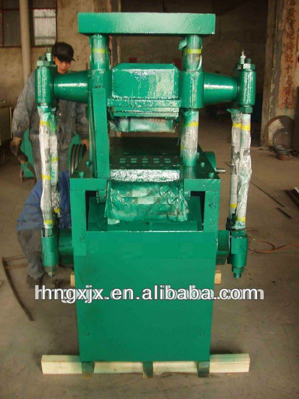 Competitive price honeycomb coal briquette machine