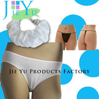 16 disposable nonwoven panty