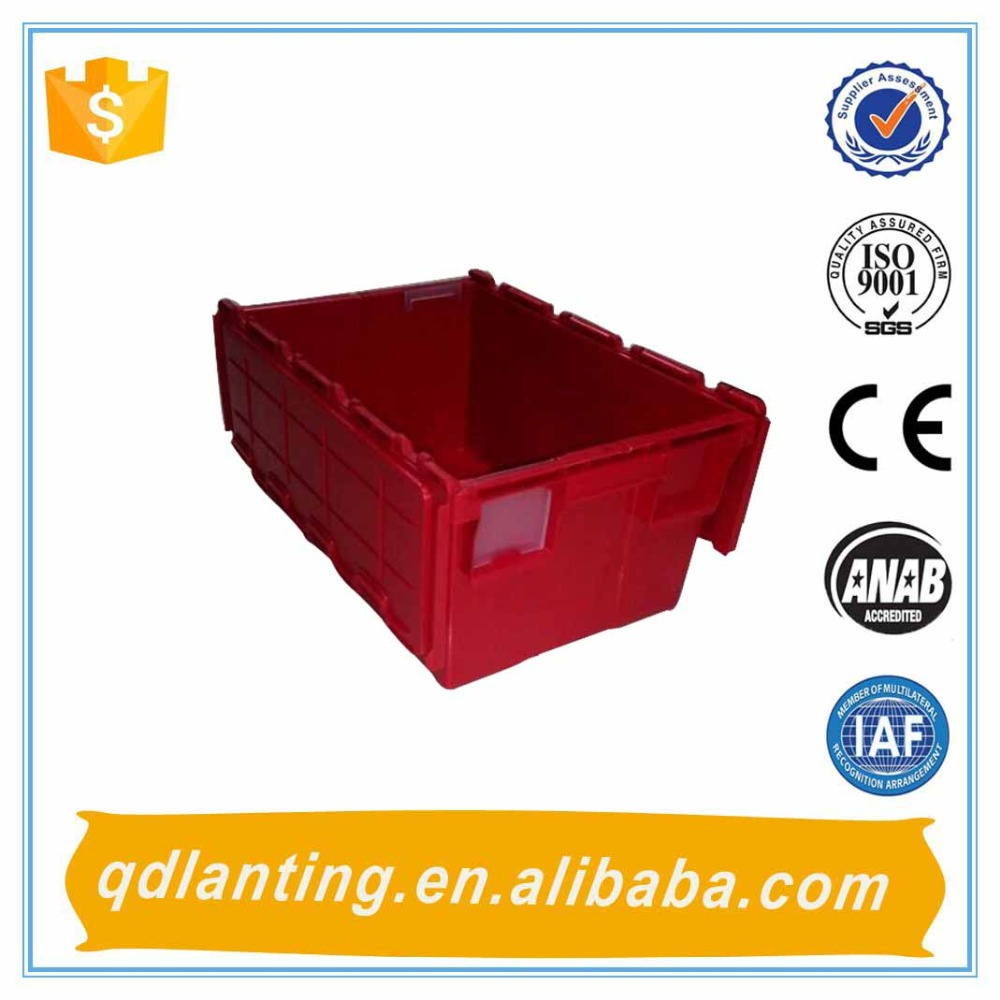 Plastic box packaging/Hard plastic box
