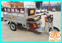 Cargo Tricycle With Cabin/auto Rickshaw Price/Cargo Bike,High Speed New Energy Electric Automobile Made In China,Amthi