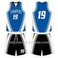 Custom Basketball Uniform/breathable sublimation basketball jersey