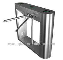 Crown bridge style tripod turnstile mechanism with led display ((WQ-TR/L/202)