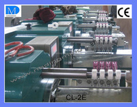 CL-2E embrodery yarn bobbin winder and winding machine
