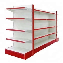 Iso approved gondola metal rack supermarket <strong>shelf</strong>