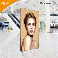 Waterproof advertising signs boards aluminum fame