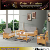Modern wooden furniture sofa set pictures of wooden furniture PFS5677