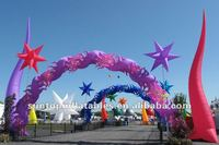 most popular event inflatable LED decoration for sales