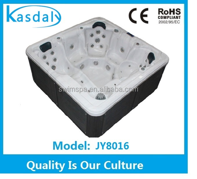 high quality sexy massage spa,portable cold spa hot tub Jy8106