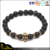 2016 Gold Buddha Beads Bracelets For Women And Men Jewelry Natural Stone Bracelets Bangles Pulseras