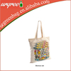 mini eco friendly cotton shopping tote bag