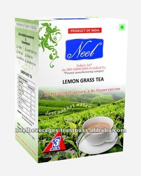 LEMONGRASS TEA WITH SUGAR