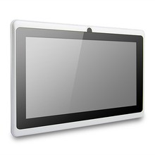 New Cheap 7 inch Q88 A33 Dual Core Tablet PC Capacitive Screen Android 4.4 tablet 512M 4G Allwinner A33 tablet
