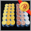 candle/fully refined paraffin wax/paraffin wax plant