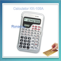 Battery Power Source and Plastic Material cute calculators KK-106A