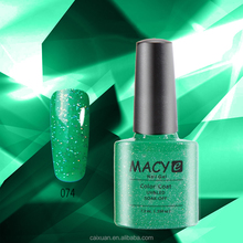 Macy label gel nail polish, led soak off gel polish, gel uv 160 color 7.3 ml