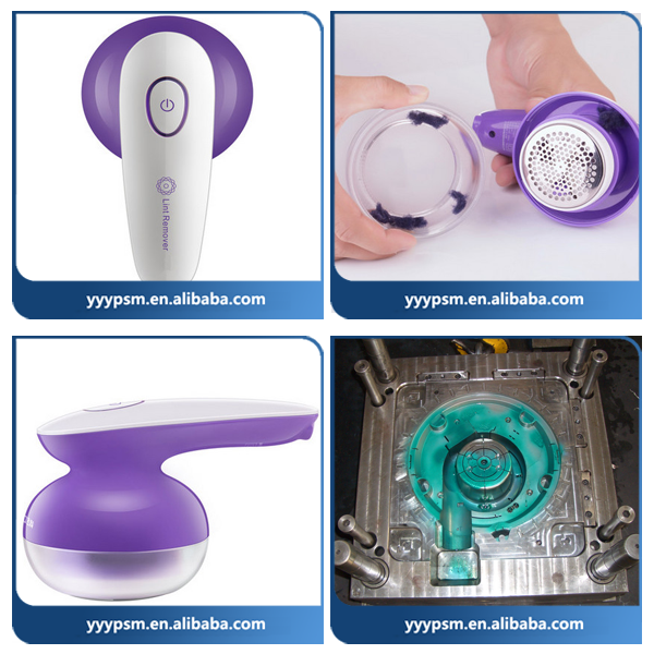 High Quality Plastic Lint Remover Mould/Injection Plastic Mould