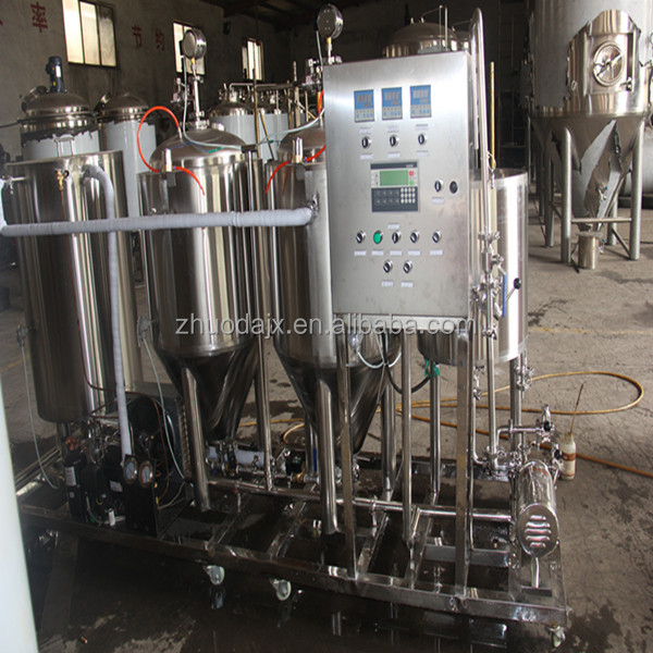 vodka distillery for sale 50L brewery equipment