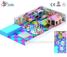 GM- SiBo Novelty design kids indoor playground children's activity center