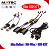 HOT Sales 12v 35w HID Conversion Kit LONG Lifetime Cars Xenon H4