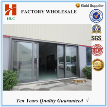 China manufacturer waterproof storm doors