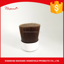 High Quality Tapered Brown Natural Hollow Tapered Filament
