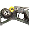 Truck Hub Polishing Machine Alloy Wheel