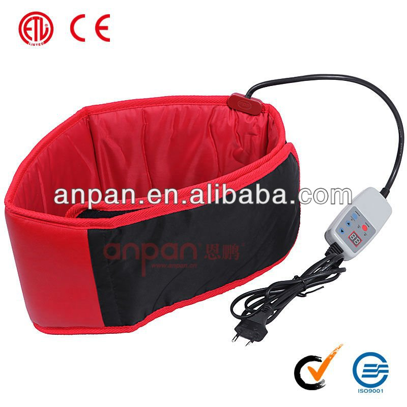 Infrared Obesity Treatment Waist Wrap, Heated slimming belt
