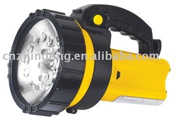 Speical use 3 IN 1 rechargeable portable spotlight CE/ROHS