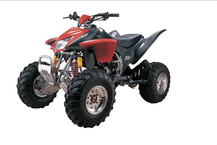 CK250S-9 water cool chain drive ATV QUAD