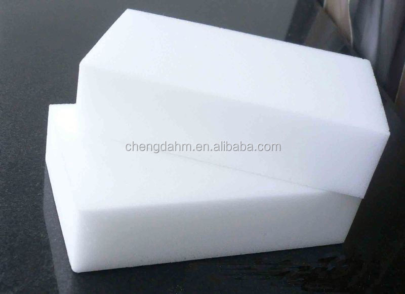 Magic melamine cleaning foam sponge