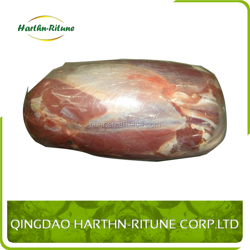 High Quality Frozen boneless lamb/goat/mutton leg meat