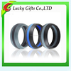Silicone Rubber Thumb Wedding Rings Amazon