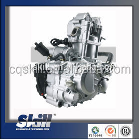 2016 zongshen zs177mm-2 CB250 250cc frictional reverse gear engine for atv