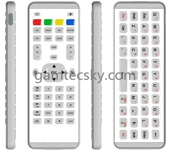 2.4GHz Fly Air Mouse Wireless Qwerty Keyboard Remote for PC Android TV Box HTPC