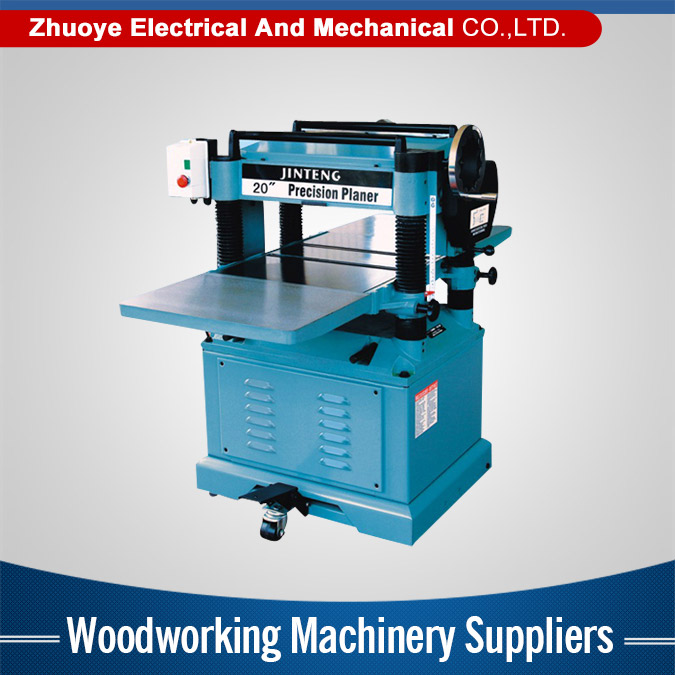 Professional high speed Powerful 20'' combined heavy duty wood planer thicknesser
