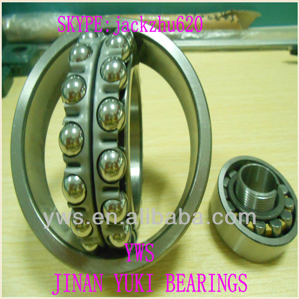 double row self aligning ball bearing