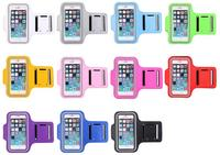High Quality Universal Running Sport Armband Pouch Cover Case for iPhone5 5S